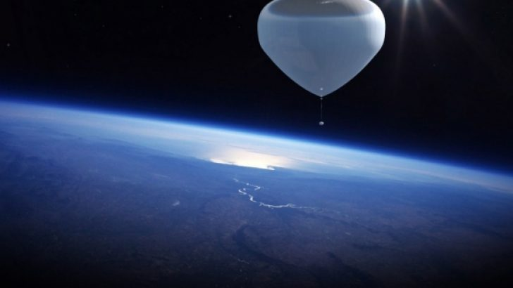 Çin Stratosfer'e Turist Gönderiyor!