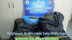 Malatya Uyuşturucu ile Mücadele Şube Müdürlüğü Çalışmaları Eylül 2016