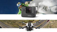 GoPro, Hero 5'i ve drone modeli Karma'yı tanıttı