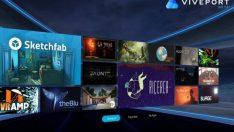 HTC sanal gerçeklik uygulama platformu Viveport'u beta olarak kullanıma açtı