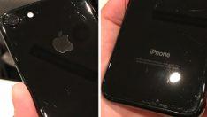 Jet Black iPhone 7 için İki Kere Düşünün!