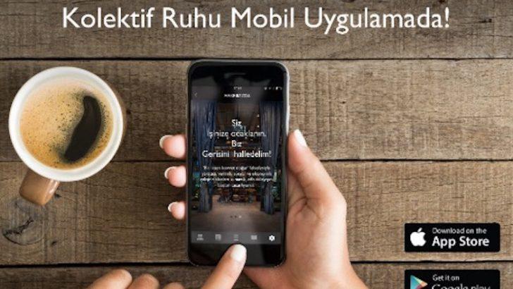 Kolektif House mobil uygulamasını yayınladı