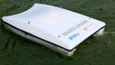 Limanlarda görev alacak RanMarine adlı drone deniz temizliği yapacak