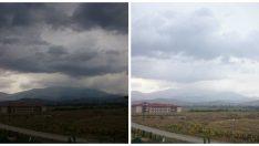 Malatya'da yer yer aralıklı gök gürültülü sağanak yağış bekleniyor