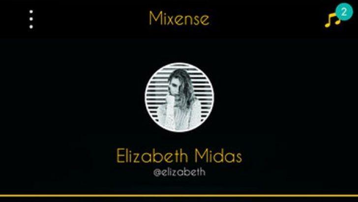 Müzisyenleri buluşturan müzik uygulaması Mixense