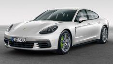 Porsche'nin yeni elektriklisi Panamera 4E-Hybrid görücüye çıkıyor