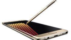 Sasmsung'a göre ısınan yeni Galaxy Note 7'ler tehlikeli değil