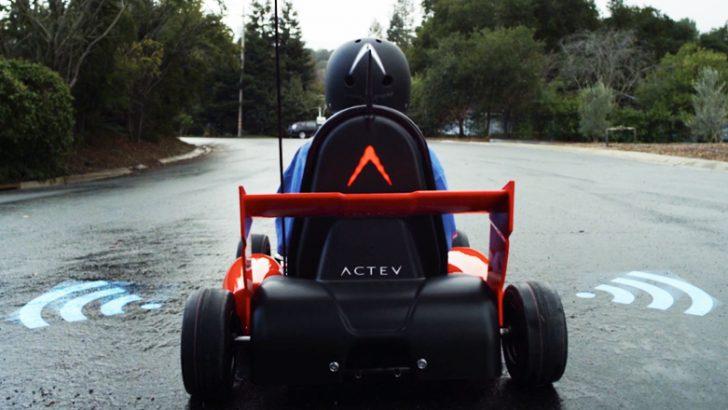 Tony Fadell, akıllı ve elektrikli go-kart girişimi Actev Motors ile sahalara dönüyor