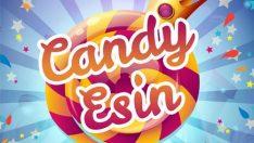 Türk şeker patlatma oyunu Candy Esin