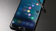 Samsung Türkiye'den Galaxy Note 7 değişimi için açıklama!