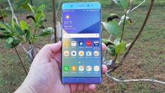 Uyarılara rağmen Galaxy Note 7 kullanımı artıyor