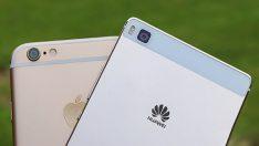 Huawei, Apple'ı tahtından indirmek istiyor!