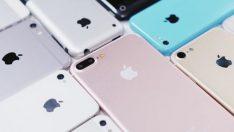 Suya dayanıklı iPhone 7, su jeti ile ikiye ayrıldı