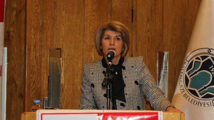 Chp Kadın Kolları İl Başkanı Güllü Tuncer'in 5 Aralık Kadın Hakları Günü Açıklaması