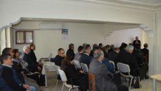 MADEM tarafından Malatya Orman İşletme Müdürlüğü Personeline seminer verildi.