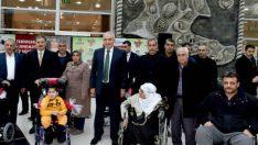Malatya genelinde tekerlekli sandalye ihtiyacı olan 80 engelli vatandaşa,