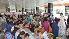 Malatya'da çeşitli etkinliklerle Anneler Günü kutlandı.