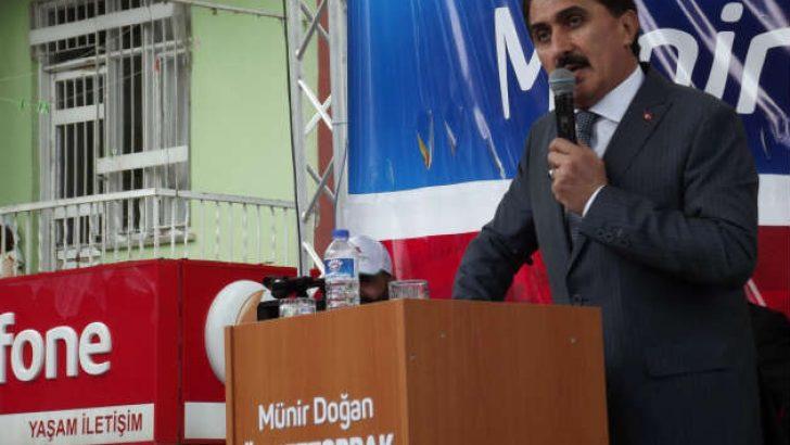 Yeni Kurulacak Bir Parti İçin Malatya İl Başkanlığına MÜNİR DOĞAN ÖLMEZTOPRAK 'in isminin geçtiği iddia edildi