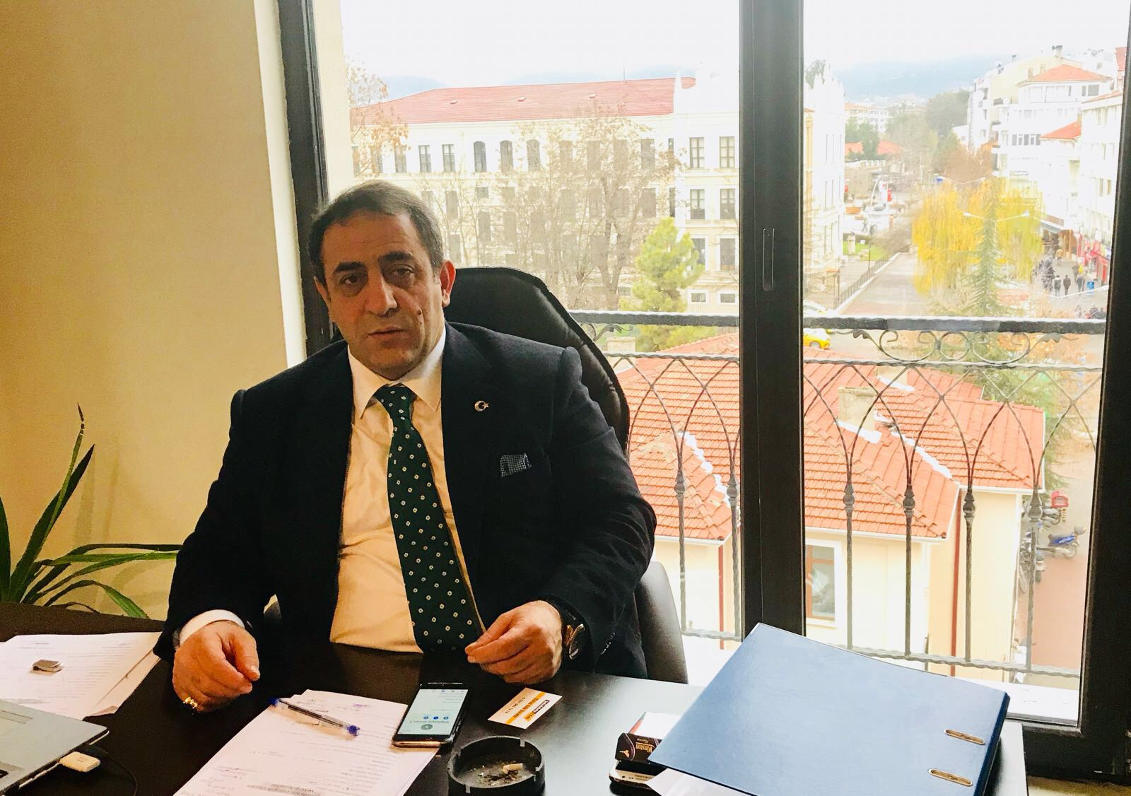 TÜMSİAD Malatya Şubesi Başkanı Murat Gümüş : Geleceğin Bilgisini  Tasarlayanlar Kazanacak - Malatya Siyaset
