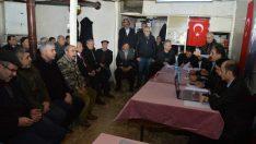 Yeşiltepe Esnaf Odası'nın genel kurulunda başkanlığa Tevabil Polat getirildi.