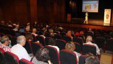 Malatya Terörle Mücadele Şube Müdürlüğü (TEM) terör örgütlerinin söz konusu faaliyetlerini önlemek amacıyla bilgilendirme konferansı düzenledi
