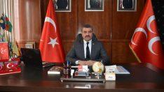 MHP Malatya İl Başkanı R.Bülent Avşar, 14 Mart tıp bayramı dolayısı ile kutlama mesajı yayımladı.