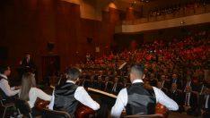 Vali Baruş, 18 Mart Şehitler Günü Anma Programına Katıldı