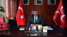 Başkan Avşar'ın Çanakkale Zaferi'nin 104.Yıldönümü Mesajı