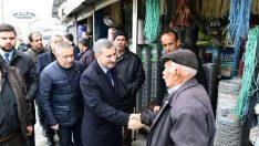 """Çınar: """"Hizmet belediyeciliğini, gönül belediyeciliğiyle daha da güçlendireceğiz"""""""