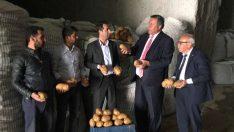 """Gürer: """"Depolardaki 400 bin tonpatates ne olacak?"""""""
