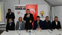 """Yeşilyurt Belediye Başkanı ve AK Parti Yeşilyurt Belediye Başkan Adayı Mehmet Çınar, """"31 Mart'ta Yeşilyurt tarih yazacak"""" dedi."""