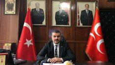 MHP Malatya İl Başkanı R.Bülent Avşar, Ramazan Bayramı dolayısıyla mesaj yayınladı