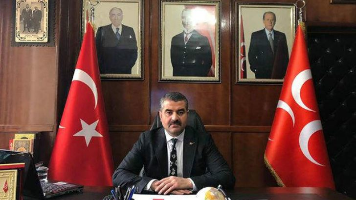 MHP Malatya İl Başkanı R.Bülent Avşar,Türk dili Bayramıdolayısıyla bir mesaj yayımladı.
