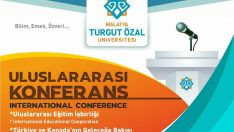 MTÜ'de Uluslararası eğitim konferansı: Kanada Büyükelçisi Katılacak