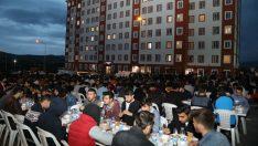 Battalgazi Belediye Başkanı Osman Güder, Ramazan ayının ilk iftarını üniversite öğrencileri ile birlikte yaptı.