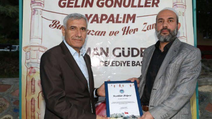 Battalgazi Belediye Başkanı Osman Güder, Orduzu Mahallesi Kireçocağı sakinleri ile iftar yemeğinde bir araya geldi.