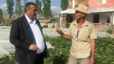 """CHP Milletvekili  Gürer: """"Aracısız, tarladan üreticiye satış"""""""