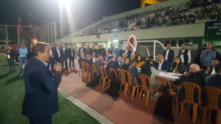 Fendoğlu, 2019 Yılı Şehit Hamit Fendoğlu Futbol Turnuvasının Startını Verdi