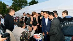 MBB Başkanı Selahattin Gürkan, iftar çadırlarının binlerce Malatyalıyı iftarda bir araya getirdiğini söyledi.