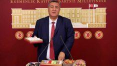 """CHP Niğde Milletvekili Ömer Fethi Gürer: """"AKP milletin ağızının tadını kaçırdı"""" VİDEO HABER"""