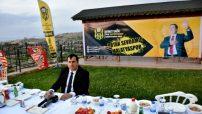 İşadamı Şevket Salik Malatyaspor Başkan Adaylığını Açıkladı