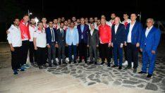 Yeşilyurt Belediye Başkanı Mehmet Çınar, Erkek Voleybol A Milli Takımını ağırladı