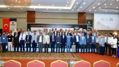 Tarihi Kentler Birliği Malatya Toplantısı sona erdi.