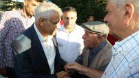 Battalgazi Belediye Başkanı Osman Güder, Kurban Bayramı dolayısıyla güne Ulu Cami'de Bayram Namazı kılarak başladı