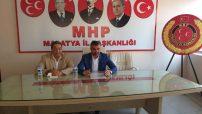 MHP Malatya İl Başkanı R.Bülent Avşar, 'Bugün seçim Varmış gibi çalışmalara tüm hızımızla devam ediyoruz'