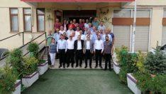 CHP Heyetinden Arapgir'e Ziyaret