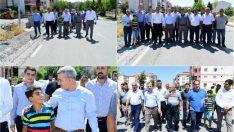 """Yeşilyurt Belediye Başkanı Mehmet Çınar, Modern ve yaşam standartı yüksek bir Yeşilyurt için 7/24 çalışıyoruz, hizmet üretiyoruz."""""""