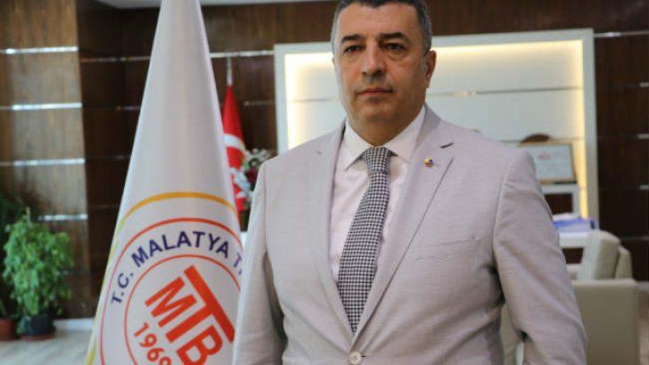 Malatya Ticaret Borsası Başkanı Ramazan Özcan, Kurban Bayramı dolayısıyla bir mesaj yayınlandı