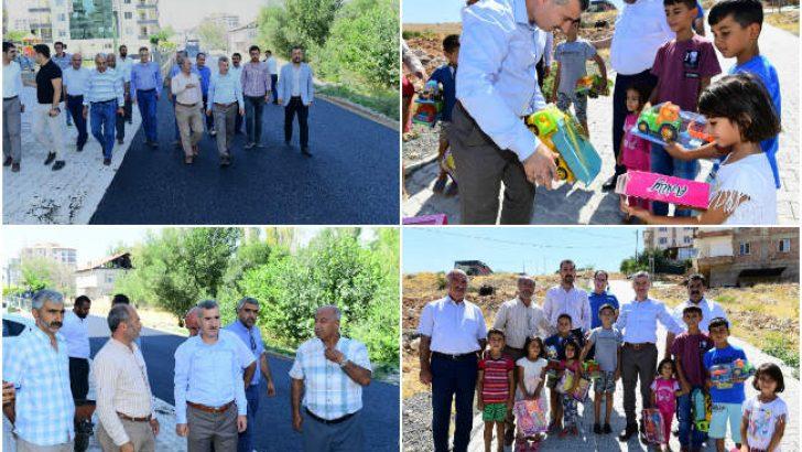 """Yeşilyurt Belediye Başkanı Mehmet Çınar, """"Tecde Bölgemizin Değişimi Yeşilyurt'umuzun Marka Değeri İçin Önemli"""" @yesilyurtbeltr @mehmetcinar44 #malatya #malatyahaberleri"""