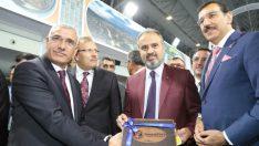 """Başkan Güder: """"Arslantepe'yi Dünya Kültür rotasına almak istiyoruz""""."""
